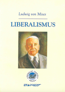 Book Cover: Mises, L. von (1927) Liberalismus