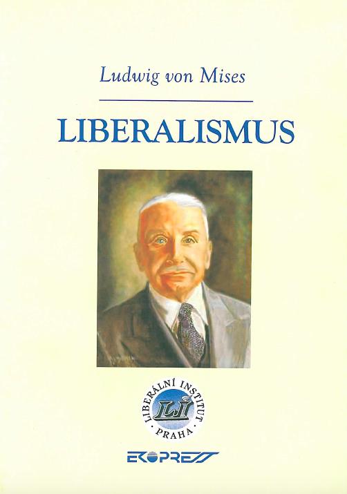Book Cover: Mises, L. von (1927) Liberalismus