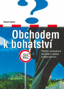 Book Cover: Roberts, R. (1994) Obchodem k bohatství
