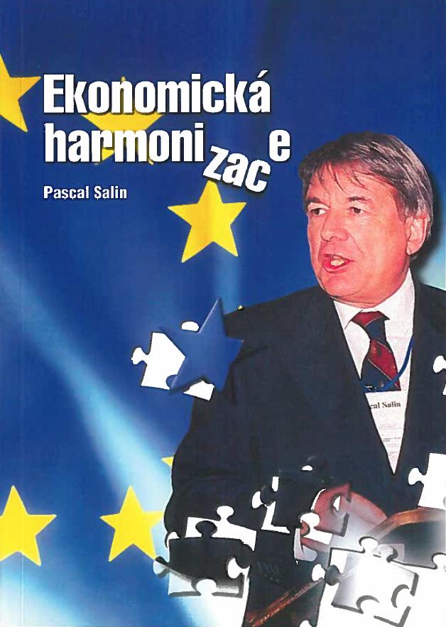 Book Cover: Salin, P. (2001) Ekonomická harmonizace