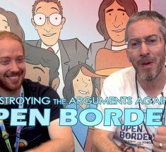 Webinář o <em>Otevřených hranicích</em> s Bryanem Caplanem a Zachem Weinersmithem