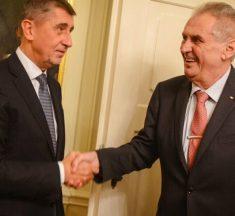 Nominace na Bludný balvan ekonomie – premiér Babiš po jednání s prezidentem Zemanem vyzval ČNB k přispění do státního rozpočtu