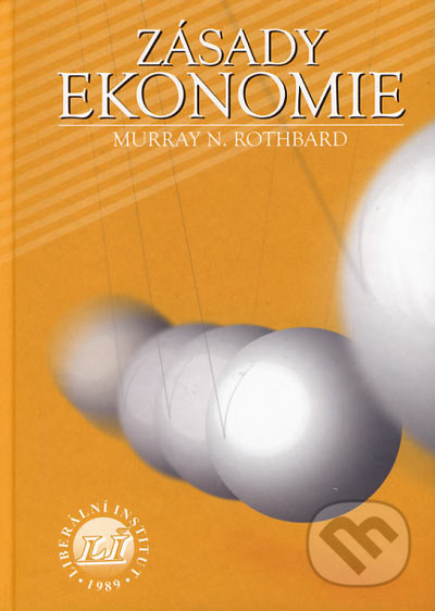 Book Cover: Rothbard, M. N. (1962): Zásady ekonomie